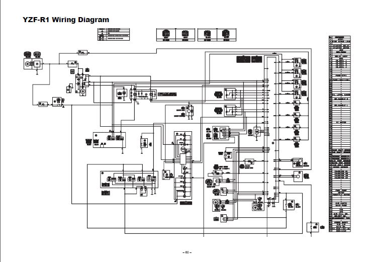 Yamaha R6 Ignition Wiring - Wiring Diagram Schemas