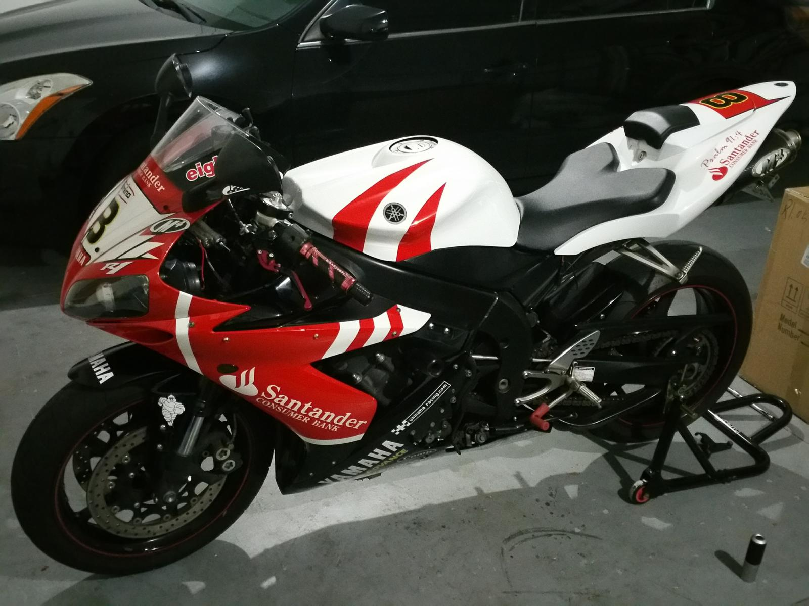 New skin for my 05 R1 - Yamaha R1 Forum: YZF-R1 Forums