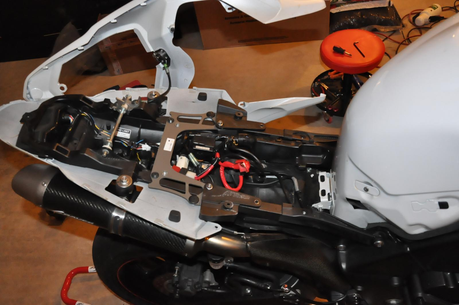 HOW TO: 09-11 R1 Stock Traction Control Conversion - Yamaha R1 Forum
