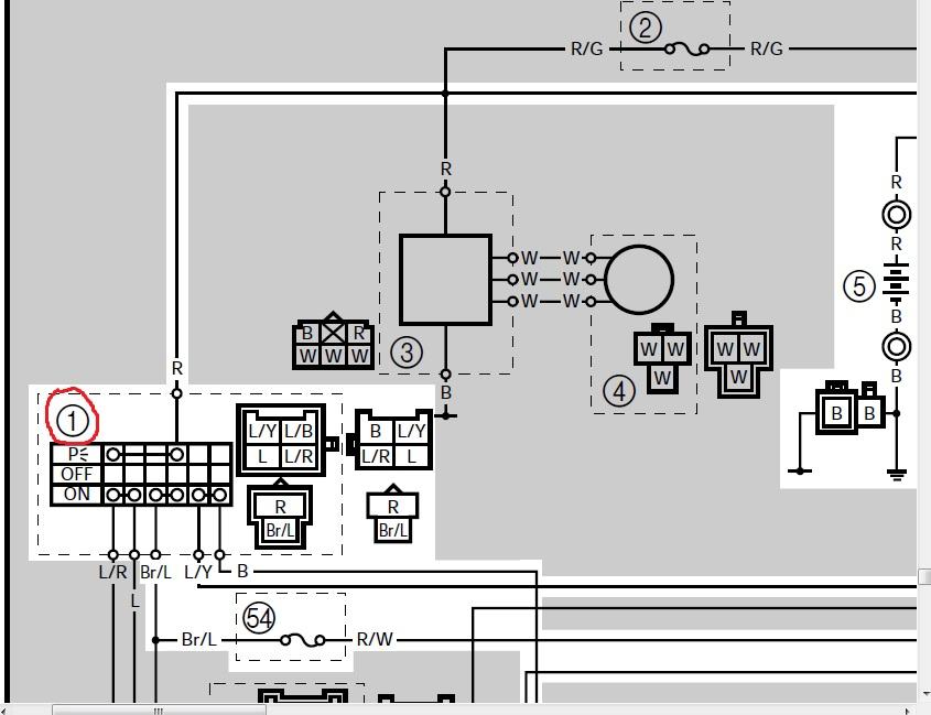 2001 Wiring Help Yamaha R1 Forum Yzf R1 Forums