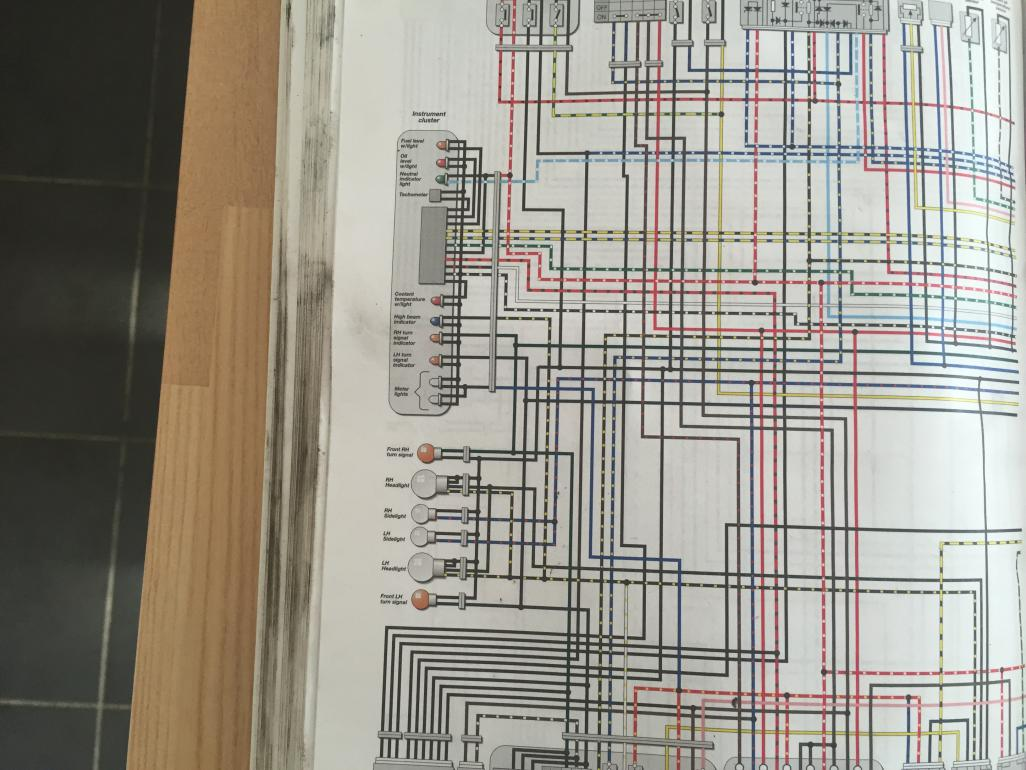 Need 2003 wiring diagrams desperately! | Yamaha R1 Forum: YZF-R1 ForumsR1 Forum