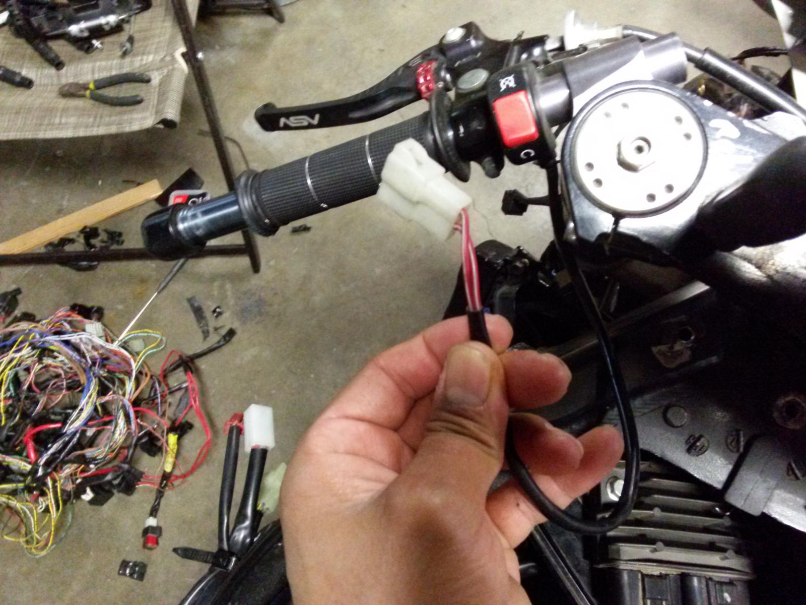 Yamaha R6 Ignition Wiring