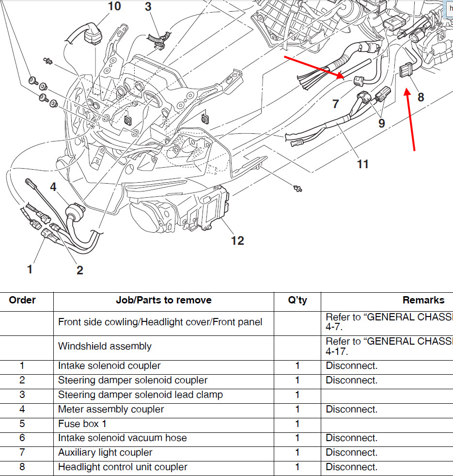 [SCHEMATICS_4HG]  15-16 R1 disconnecting headlights for track day | Yamaha R1 Forum: YZF-R1  Forums | 2015 R1 Fuse Box Location |  | R1 Forum