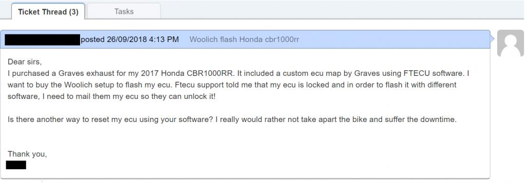 Problems with FTECU Activetune   Yamaha R1 Forum: YZF-R1 Forums
