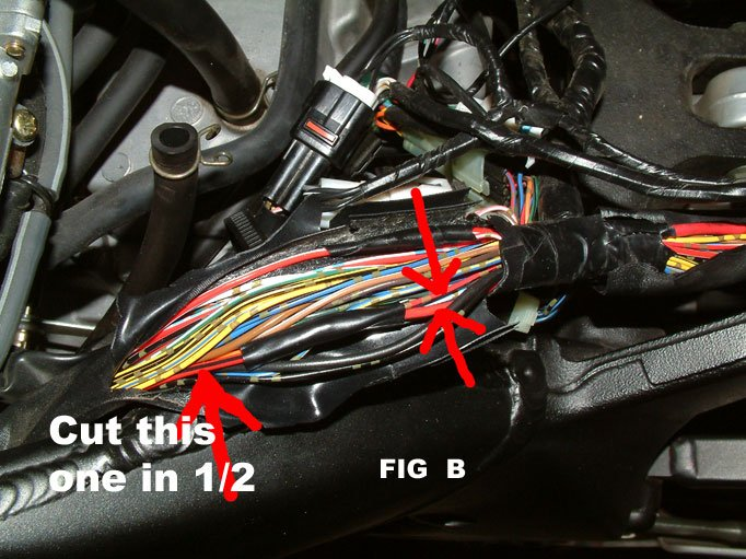 Techtronics Quickshifter How To | Yamaha R1 Forum: YZF-R1 Forums on