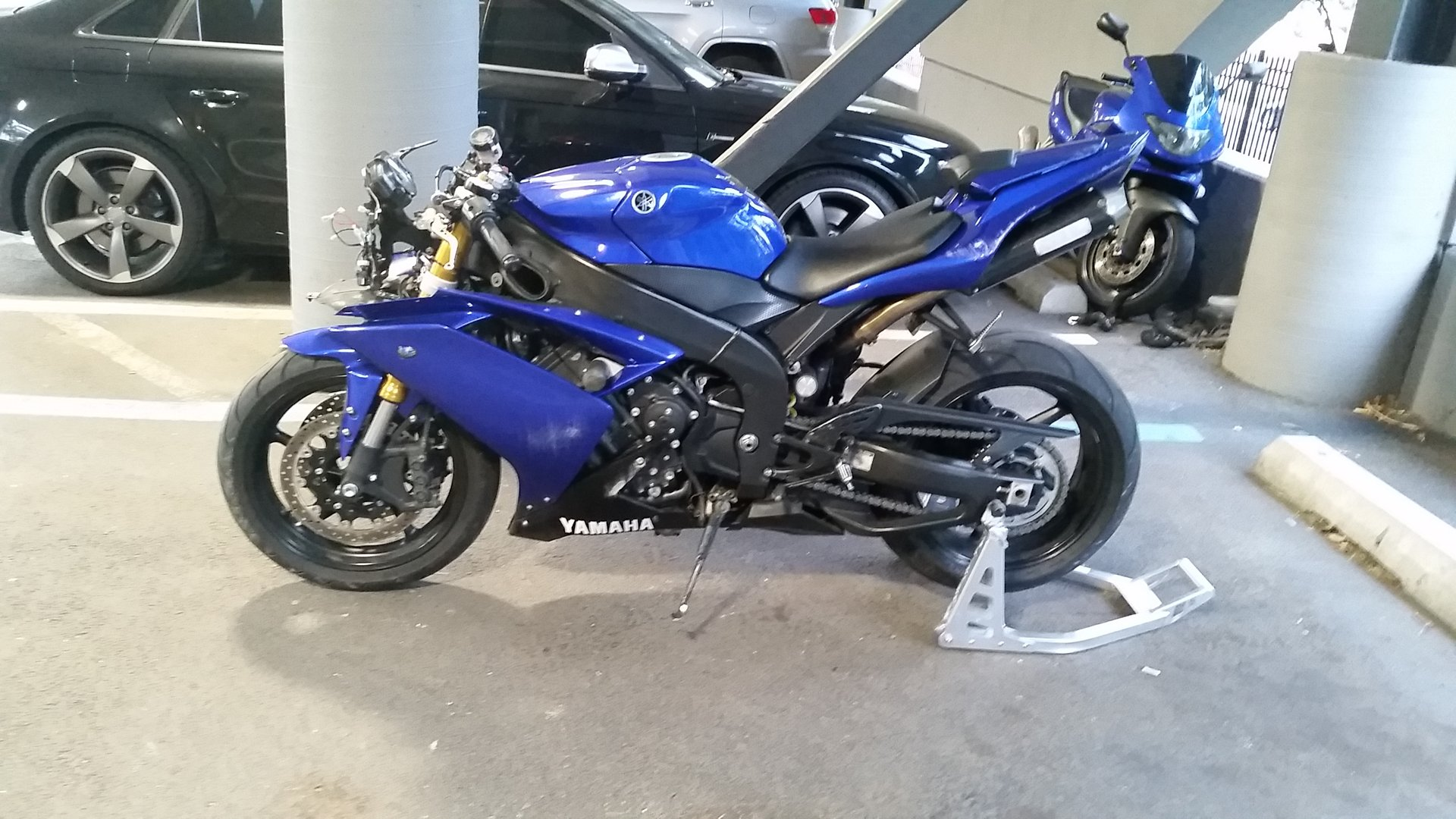 Replacement Clutch: OEM or EBC | Yamaha R1 Forum: YZF-R1 Forums