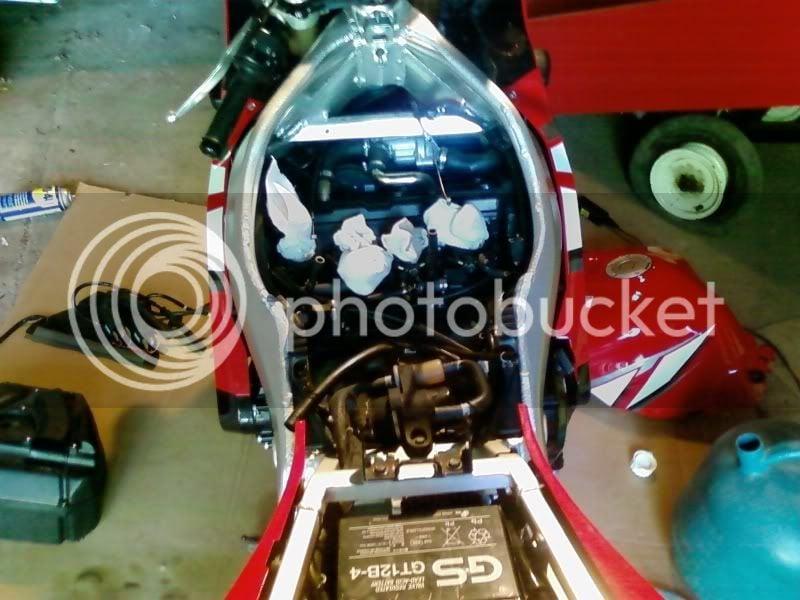 01 R1 carb problems    | Yamaha R1 Forum: YZF-R1 Forums