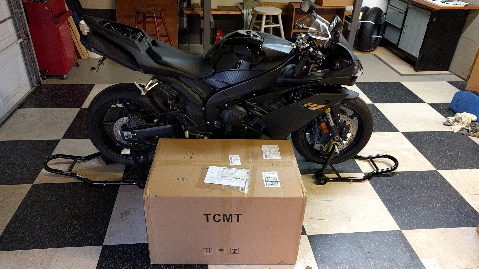 Chinese Fairing Kit - Triumph or Tragedy? | Yamaha R1 Forum