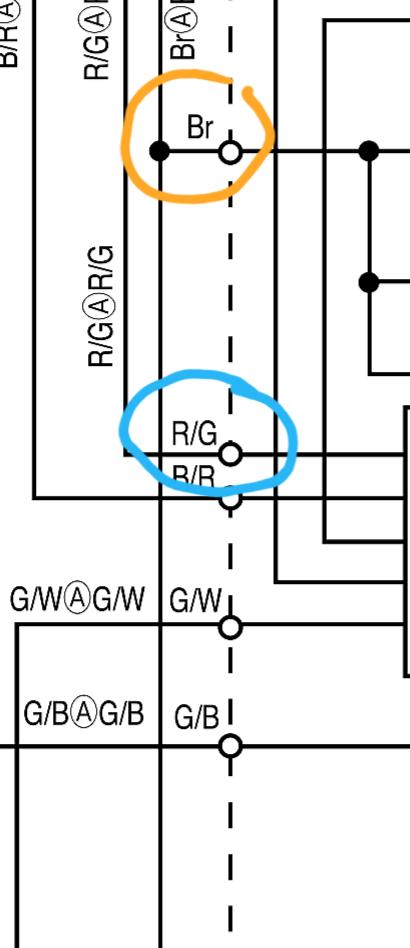 00 R1 Gauge Wiring Diagram Yamaha, Yamaha R1 Wiring Diagram