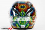 AGV Pista R Carbon Fiber Valentino Rossi Winter Test 2018 Replica Helmet (11 of 20) (1).jpg